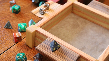 Timber Alchemy Gaming: Morgan and Pendragon designs board game