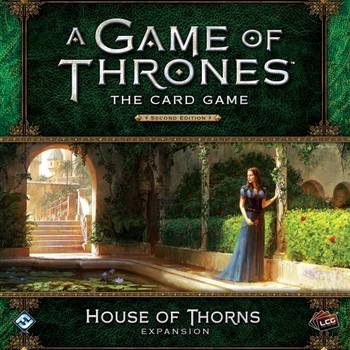A Game of Thrones: The Card Game (Second Edition) - House of Thorns board game