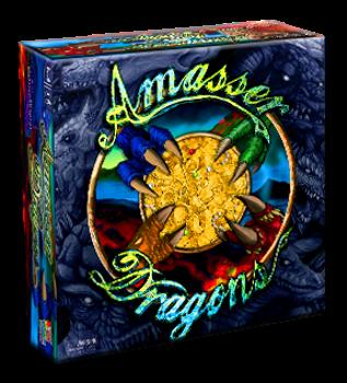 Amasser Dragons board game