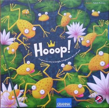 Hooop! board game
