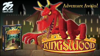 Kingswood board game