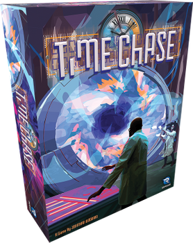 Time Chase board game