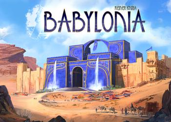 Babylonia board game
