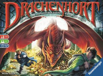 Drachenhort board game