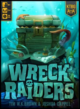 Wreck Raiders board game