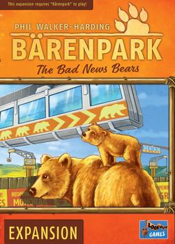 Bärenpark: The Bad News Bears board game
