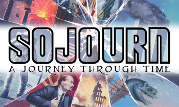 Sojourn board game