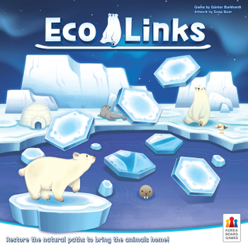 Eco-Links board game