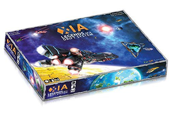 Xia: Legends of a Drift System board game