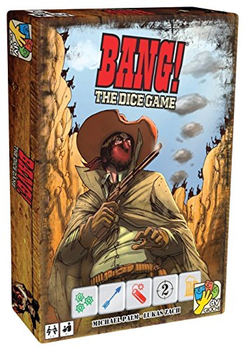 Bang! The Dice Game board game