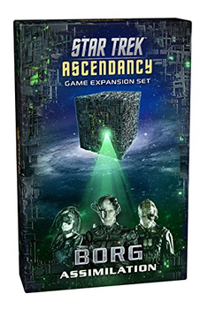 Star Trek: Ascendancy - Borg Assimilation Expansion board game