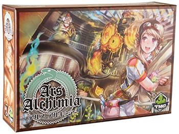 Ars Alchimia board game