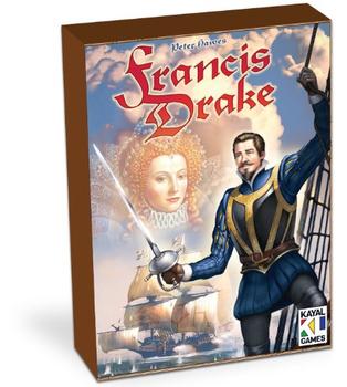 Francis Drake board game