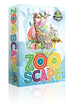 ZooScape board game