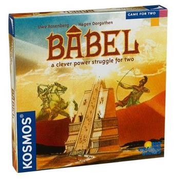 Babel board game