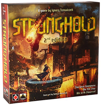 Stronghold Second Edition board game