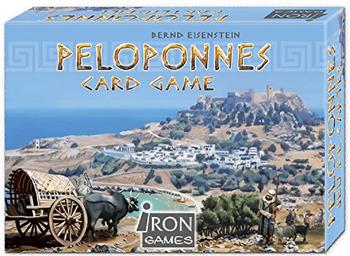 Peloponnes Card Game board game