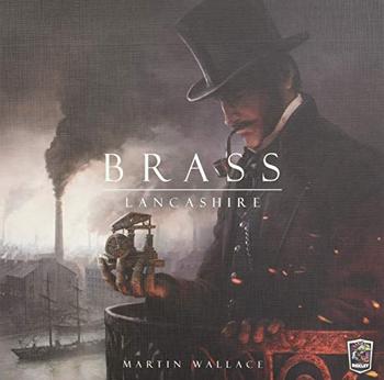 Brass: Lancashire board game