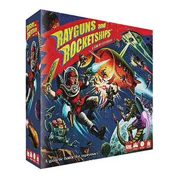 Rayguns and Rocketships board game