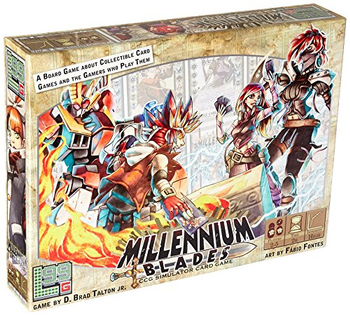 Millennium Blades board game