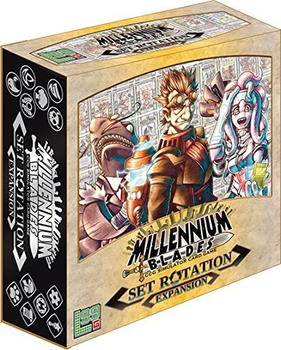 Millennium Blades: Set Rotation Expansion board game