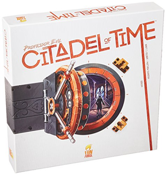 Professor Evil and The Citadel of Time board game