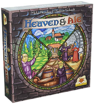 Heaven & Ale board game
