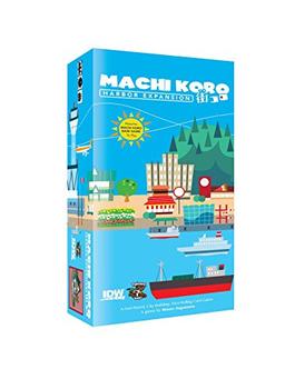 Machi Koro: Harbor Expansion board game