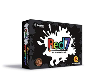 Red7 board game