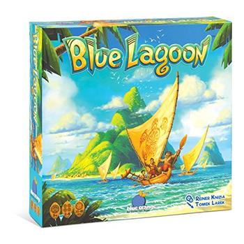 Blue Lagoon board game