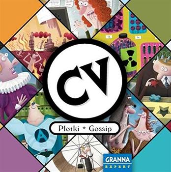 CV: Gossip board game
