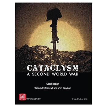 Cataclysm: A Second World War board game
