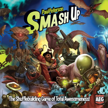Smash Up board game