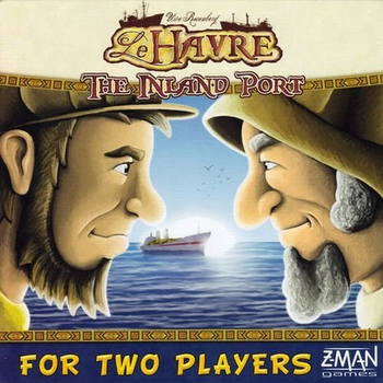 Le Havre: The Inland Port board game