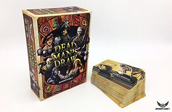 Dead Man's Draw board game