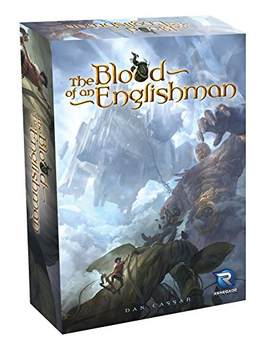 The Blood of an Englishman board game