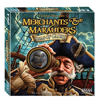 Merchants & Marauders: Seas of Glory board game