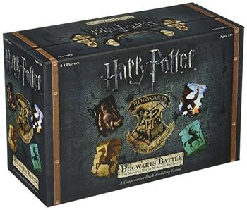 Harry Potter Hogwarts Battle: Monster Box of Monsters Expansion board game