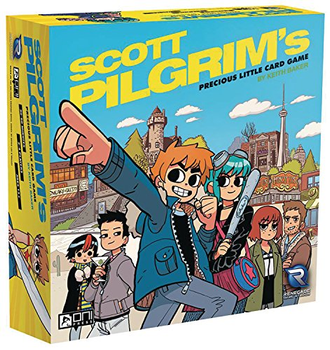 Scott Pilgrim's Precious Little Card Game board game