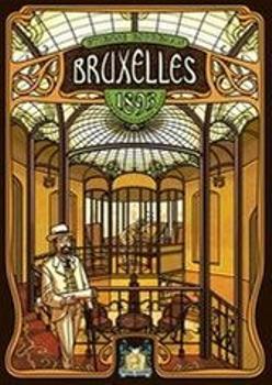 Bruxelles 1893 board game