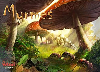 Myrmes board game