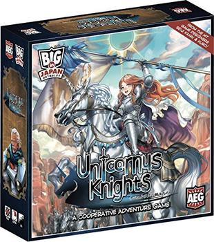 Unicornus Knights board game