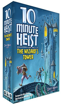10 Minute Heist: The Wizard's Tower board game