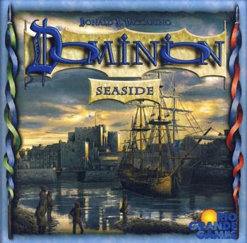 Dominion: Seaside board game