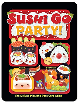 Sushi Go Party! board game