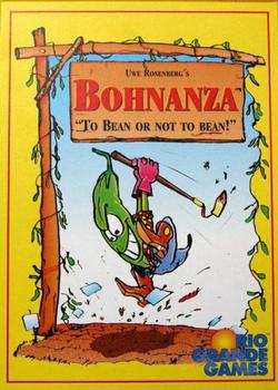 Bohnanza board game