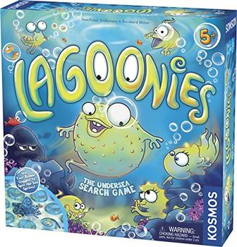 Lagoonies board game