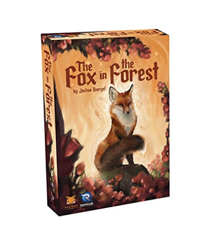 The Fox in the Forest board game