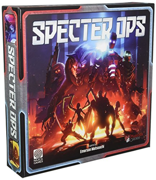 Specter Ops board game