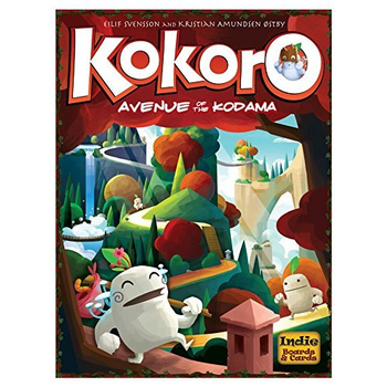 Kokoro: Avenue of the Kodama board game
